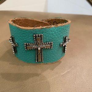 Cowgirl Confetti Bracelet